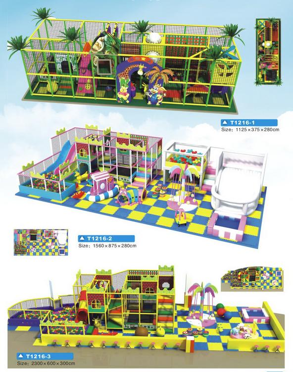 Thiết bị vui chơi trong nhà - Play-T1216
