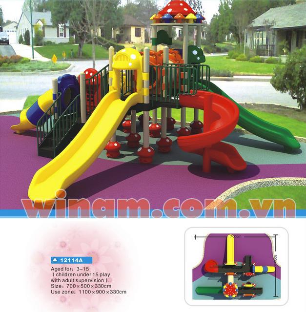 Sân chơi liên hoàn - Play-12114