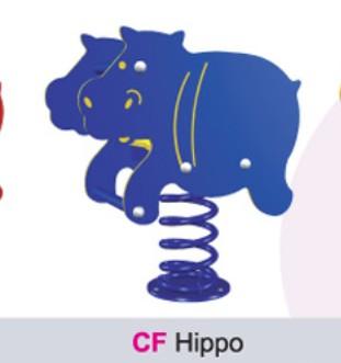 Thú nhún - WINPLAY-MC-CF-Hippo