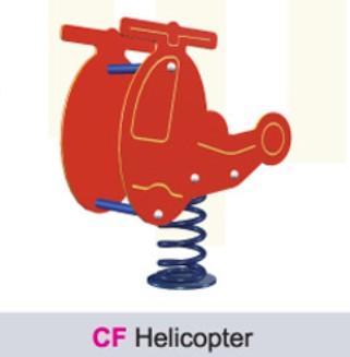 Thú nhún - WINPLAY-MC-CF-Helicopter