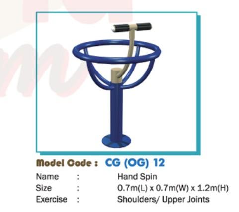 Thiết bị tập thể dục - WINFIT-MC-CG-OG-12