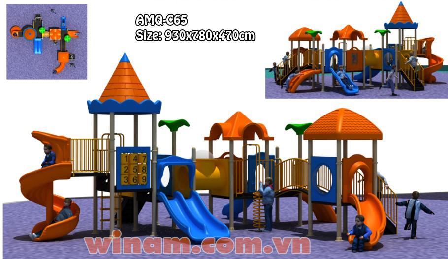Sân chơi liên hoàn - Play-AMQ-C65