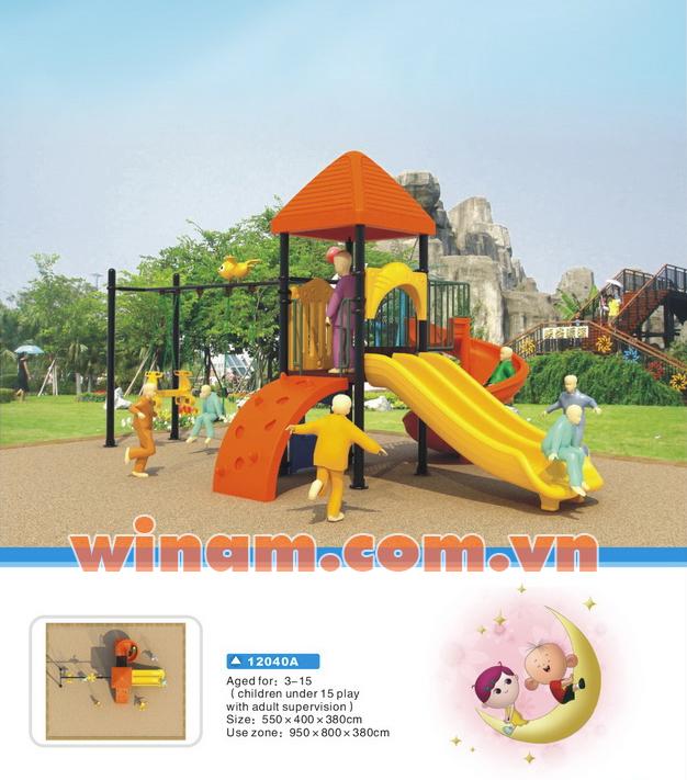 Sân chơi liên hoàn - Play-12040